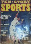Ten Story Sports (1952-1957 Columbia) Pulp 2nd Series Vol. 7 #3