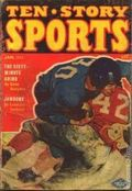 Ten Story Sports (1952-1957 Columbia) Pulp 2nd Series Vol. 7 #6
