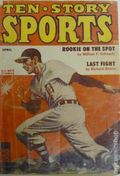 Ten Story Sports (1952-1957 Columbia) Pulp 2nd Series Vol. 8 #5