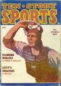 Ten Story Sports (1952-1957 Columbia) Pulp 2nd Series Vol. 8 #6