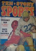Ten Story Sports (1952-1957 Columbia) Pulp 2nd Series Vol. 9 #2