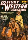 10 Story Western Magazine (1936-1954 Popular) Pulp Vol. 1 #2