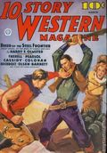 10 Story Western Magazine (1936-1954 Popular) Pulp Vol. 1 #3