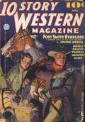 10 Story Western Magazine (1936-1954 Popular) Pulp Vol. 1 #4