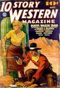10 Story Western Magazine (1936-1954 Popular) Pulp Vol. 2 #1