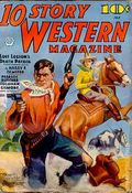 10 Story Western Magazine (1936-1954 Popular) Pulp Vol. 2 #3