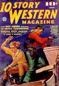 10 Story Western Magazine (1936-1954 Popular) Pulp Vol. 2 #4