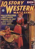 10 Story Western Magazine (1936-1954 Popular) Pulp Vol. 3 #2