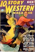 10 Story Western Magazine (1936-1954 Popular) Pulp Vol. 3 #3