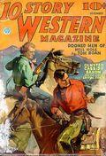 10 Story Western Magazine (1936-1954 Popular) Pulp Vol. 3 #4