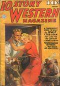 10 Story Western Magazine (1936-1954 Popular) Pulp Vol. 4 #1