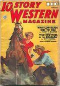 10 Story Western Magazine (1936-1954 Popular) Pulp Vol. 4 #2