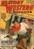 10 Story Western Magazine (1936-1954 Popular) Pulp Vol. 4 #3