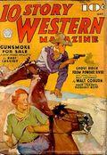 10 Story Western Magazine (1936-1954 Popular) Pulp Vol. 5 #1