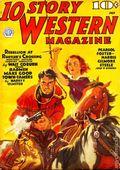 10 Story Western Magazine (1936-1954 Popular) Pulp Vol. 5 #3
