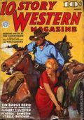 10 Story Western Magazine (1936-1954 Popular) Pulp Vol. 5 #4