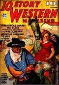 10 Story Western Magazine (1936-1954 Popular) Pulp Vol. 6 #1