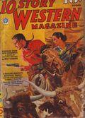 10 Story Western Magazine (1936-1954 Popular) Pulp Vol. 6 #2