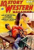 10 Story Western Magazine (1936-1954 Popular) Pulp Vol. 6 #3