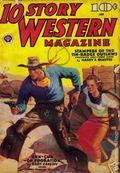 10 Story Western Magazine (1936-1954 Popular) Pulp Vol. 7 #1