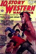 10 Story Western Magazine (1936-1954 Popular) Pulp Vol. 7 #3