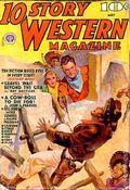 10 Story Western Magazine (1936-1954 Popular) Pulp Vol. 8 #1