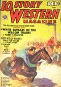 10 Story Western Magazine (1936-1954 Popular) Pulp Vol. 8 #2