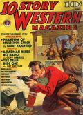 10 Story Western Magazine (1936-1954 Popular) Pulp Vol. 8 #3