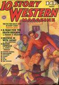 10 Story Western Magazine (1936-1954 Popular) Pulp Vol. 8 #4