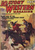 10 Story Western Magazine (1936-1954 Popular) Pulp Vol. 9 #1