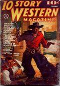 10 Story Western Magazine (1936-1954 Popular) Pulp Vol. 9 #2