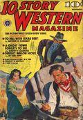 10 Story Western Magazine (1936-1954 Popular) Pulp Vol. 9 #3