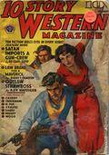10 Story Western Magazine (1936-1954 Popular) Pulp Vol. 10 #1