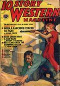 10 Story Western Magazine (1936-1954 Popular) Pulp Vol. 10 #4
