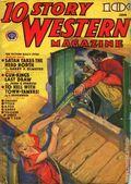 10 Story Western Magazine (1936-1954 Popular) Pulp Vol. 11 #2