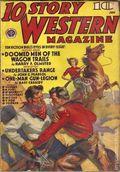 10 Story Western Magazine (1936-1954 Popular) Pulp Vol. 11 #3