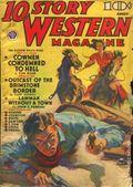 10 Story Western Magazine (1936-1954 Popular) Pulp Vol. 11 #4