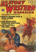 10 Story Western Magazine (1936-1954 Popular) Pulp Vol. 12 #1