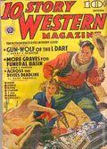10 Story Western Magazine (1936-1954 Popular) Pulp Vol. 12 #2