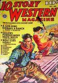 10 Story Western Magazine (1936-1954 Popular) Pulp Vol. 12 #4