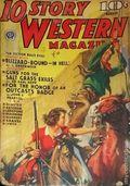 10 Story Western Magazine (1936-1954 Popular) Pulp Vol. 13 #4