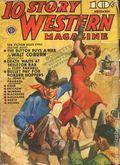 10 Story Western Magazine (1936-1954 Popular) Pulp Vol. 14 #3