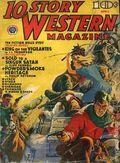 10 Story Western Magazine (1936-1954 Popular) Pulp Vol. 15 #3