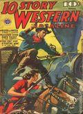 10 Story Western Magazine (1936-1954 Popular) Pulp Vol. 16 #1
