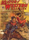 10 Story Western Magazine (1936-1954 Popular) Pulp Vol. 16 #3