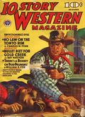 10 Story Western Magazine (1936-1954 Popular) Pulp Vol. 17 #1