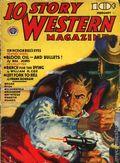10 Story Western Magazine (1936-1954 Popular) Pulp Vol. 17 #3