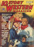 10 Story Western Magazine (1936-1954 Popular) Pulp Vol. 18 #1