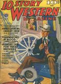 10 Story Western Magazine (1936-1954 Popular) Pulp Vol. 18 #2