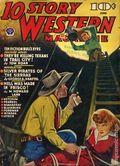 10 Story Western Magazine (1936-1954 Popular) Pulp Vol. 18 #3